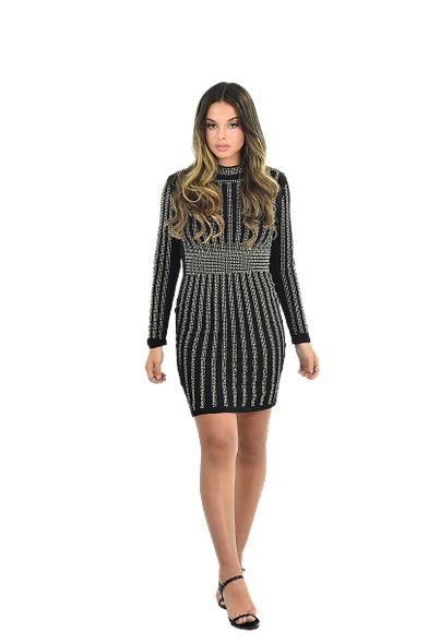 Sb Lines dress