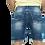 Thumbnail: Patch Short Jeans