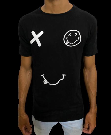 Black Be Happy Shirt