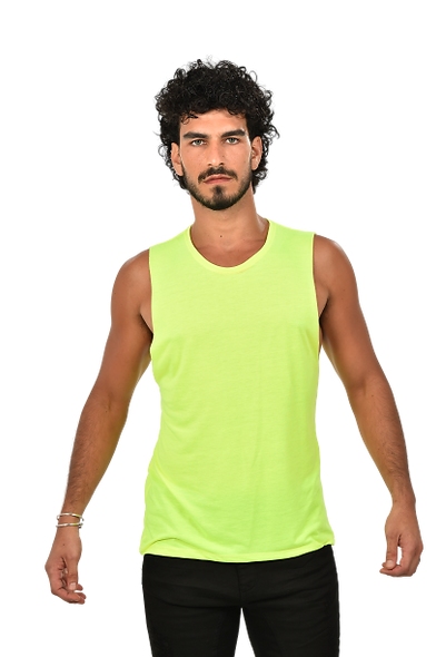 Yellow Basic  tank