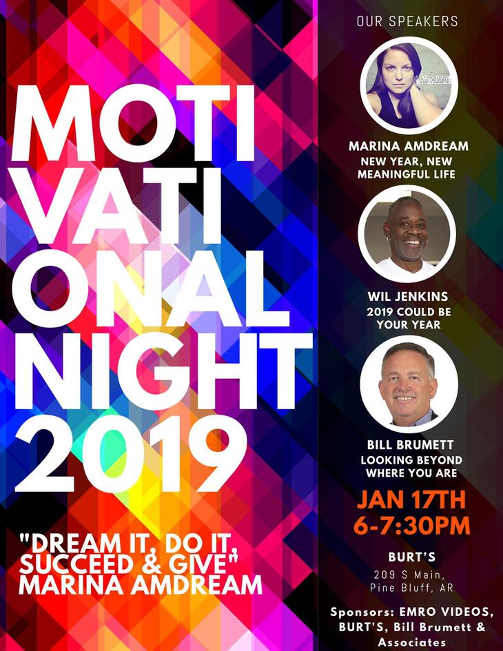 Motivational Night 2019