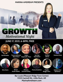 Growth Motivational Night 2021