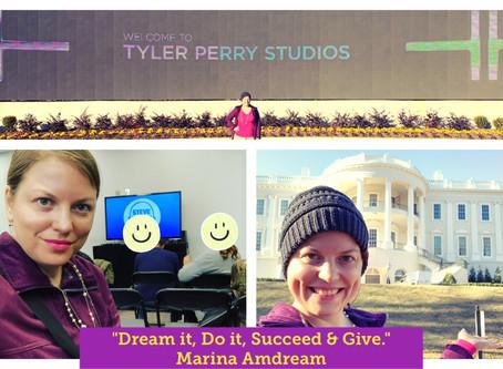 Steve Harvey Show and Tyler Perry Studios