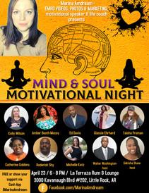 Mind & Soul Motivational Night