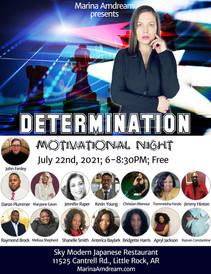 Determination Motivational Night 2021