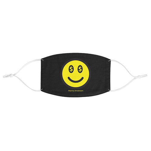 Smile Money Face Mask