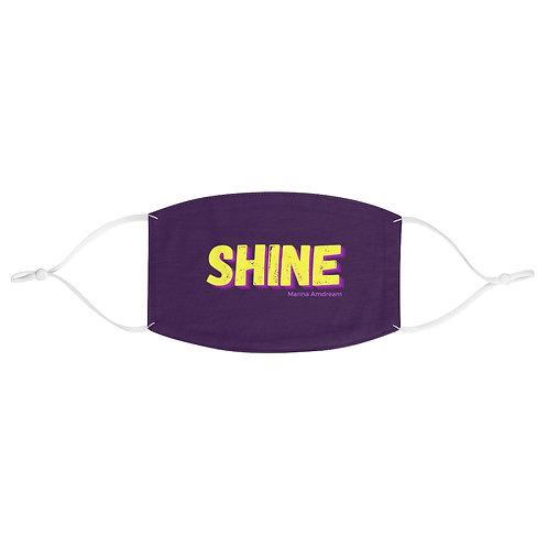 Shine Face Mask