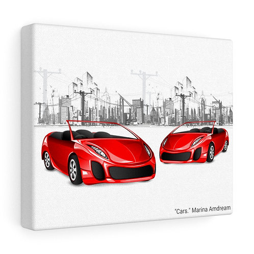 Cars Canvas Gallery Wraps