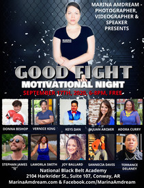 Good Fight Motivational Night