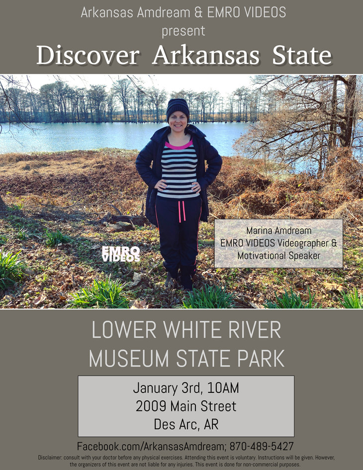 Discover Arkansas State