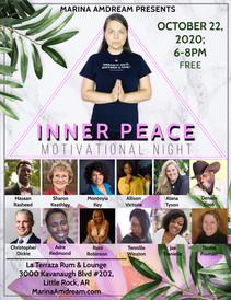 Inner Peace Motivational Night 2020