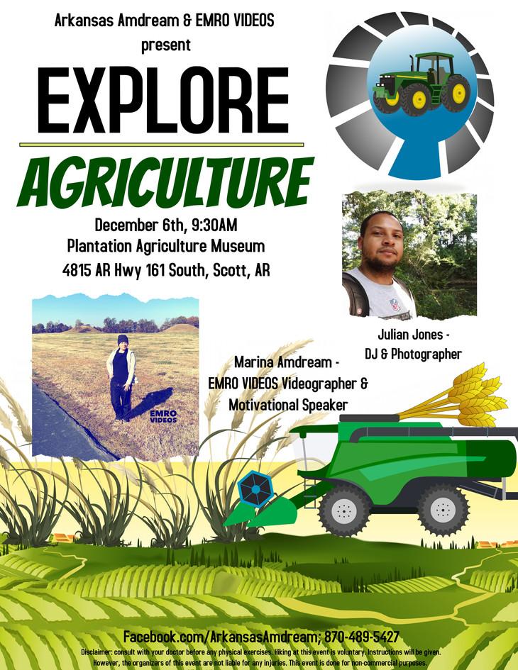 EXPLORE AGRICULTURE