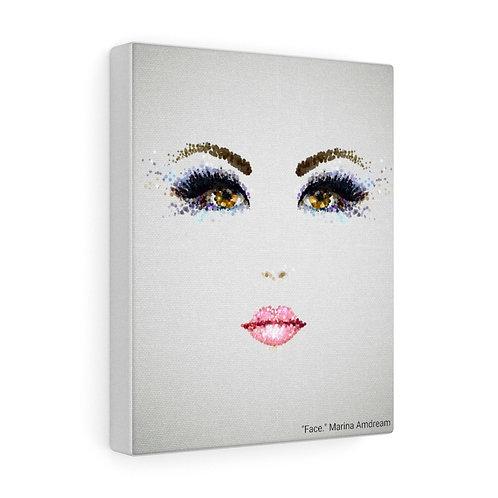 Face Canvas Gallery Wraps