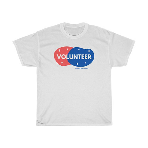 Volunteer Heavy Cotton Tee