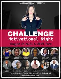 Challenge Motivational Night 2021