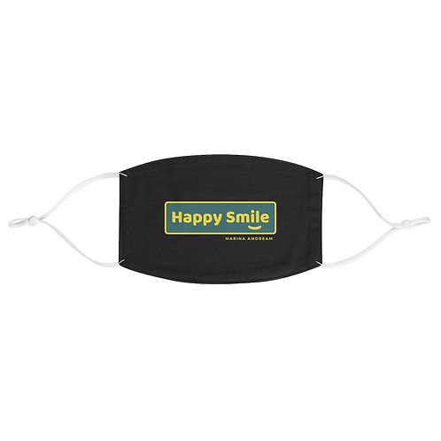 Happy Smile Face Mask