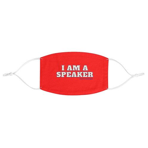 Speaker Face Mask