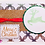 Thumbnail: Merry Christmas Reindeer Card