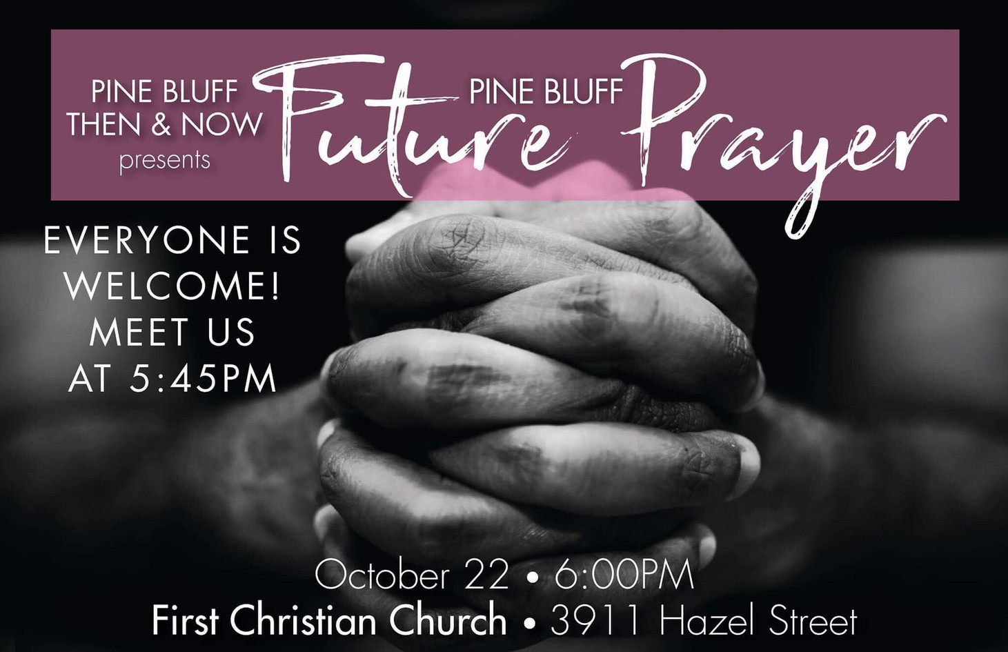 Pine Bluff Future Prayer