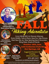 Fall Hiking Adventure