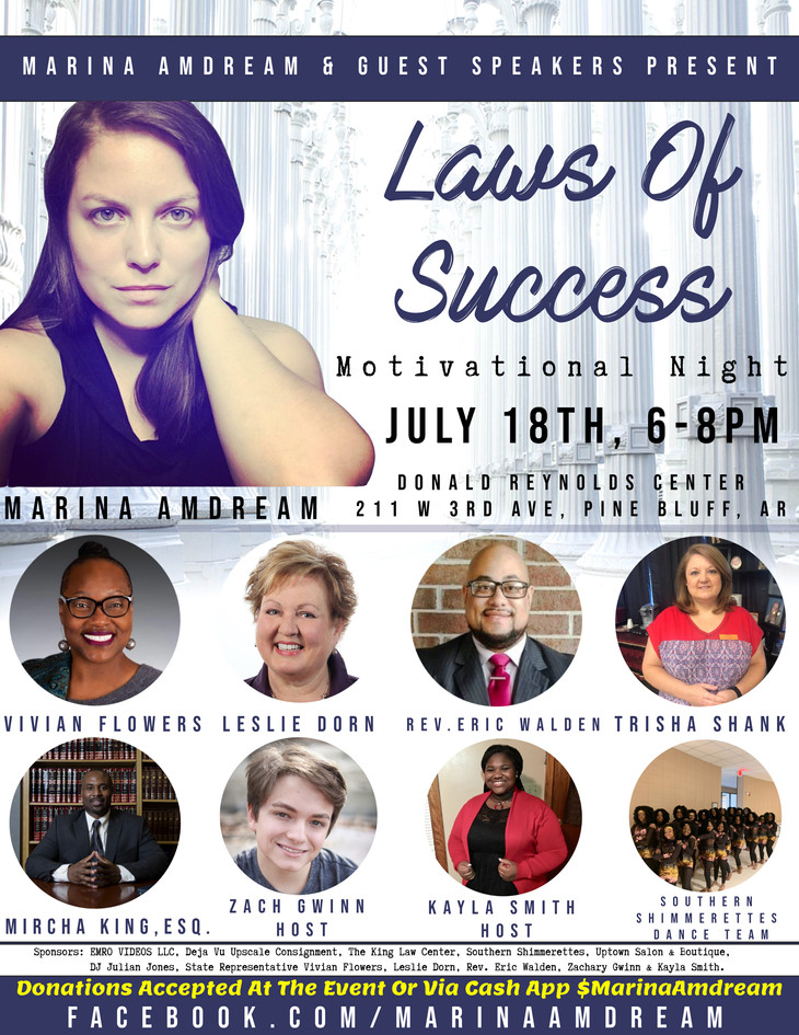 Laws Of Success Motivational Night