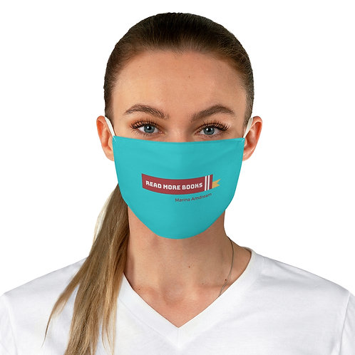 Read More Books Face Mask