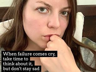 When failure comes