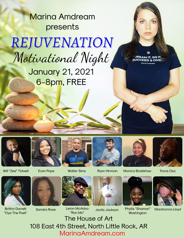 Rejuvenation Motivational Night 2021