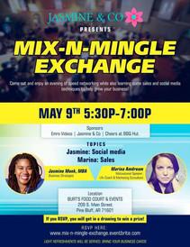 Mix-N-Mingle Exchange