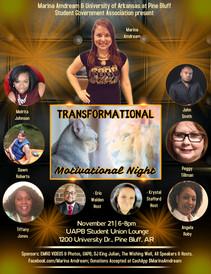 Transformational Motivational Night