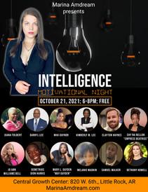 Intelligence Motivational Night 2021