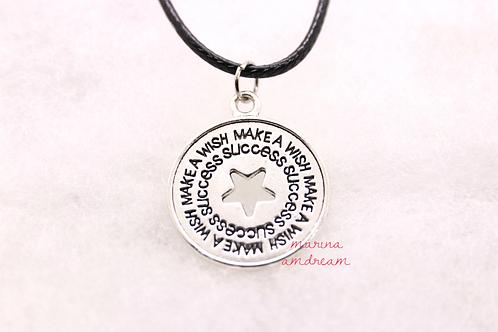 Wish & Success Necklace