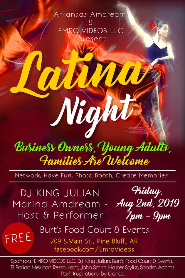 Latina Night