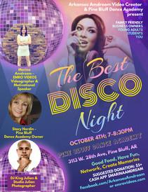 The Best Disco Night