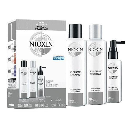 Nioxin #1 Kit