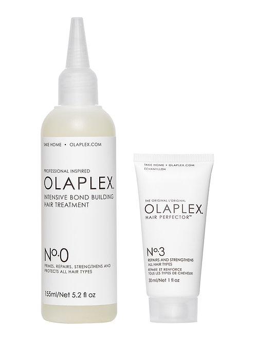 OlaplexNo. 0 Intensive Bond Building Hair Treatment