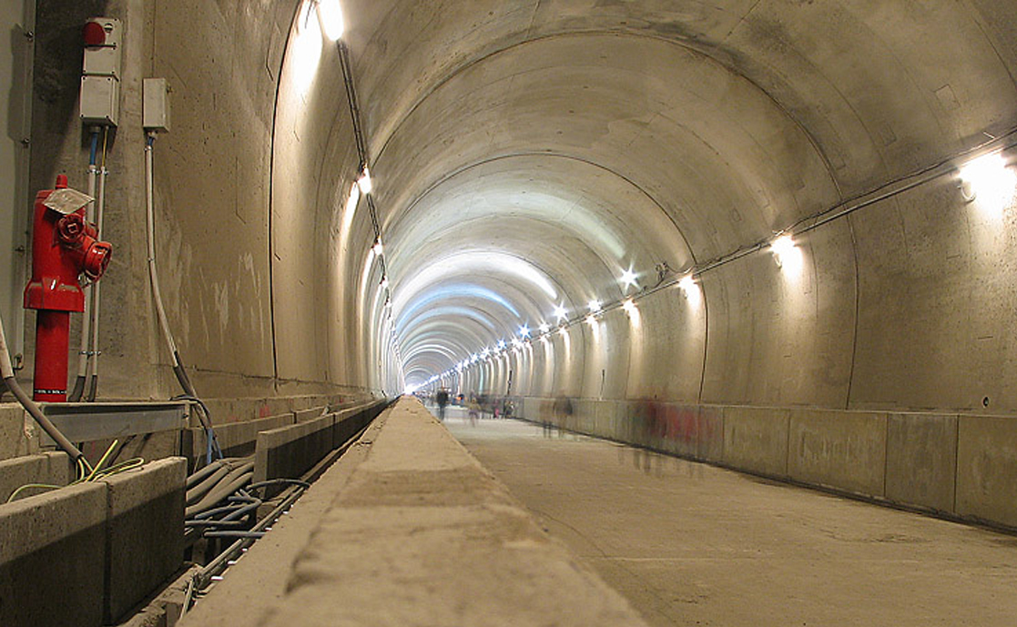 Tunnel TGV Soumagne