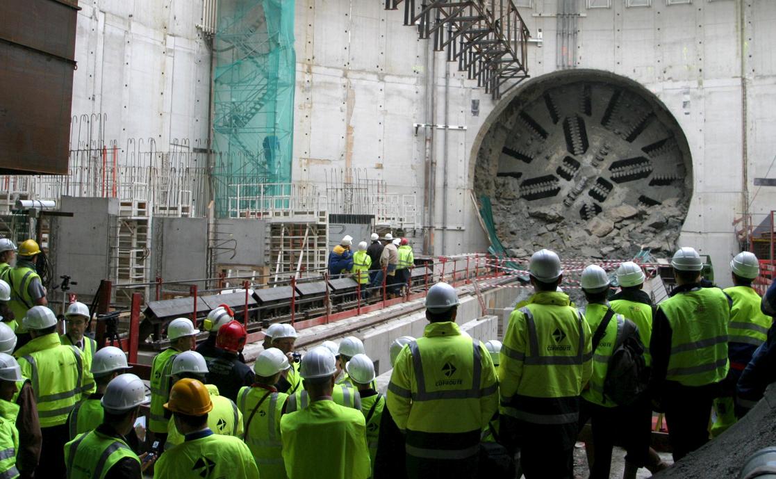 Tunnel Socatop