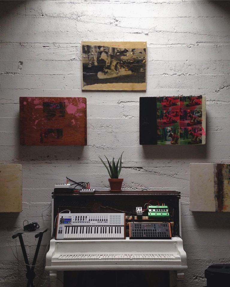 Keyboard Station