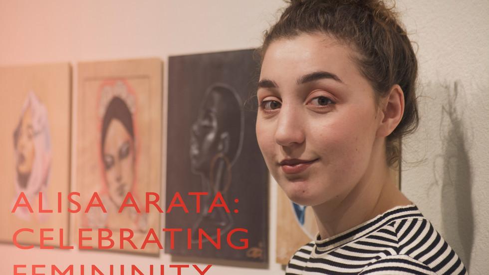 Alisa Arata: Celebrating Femininity