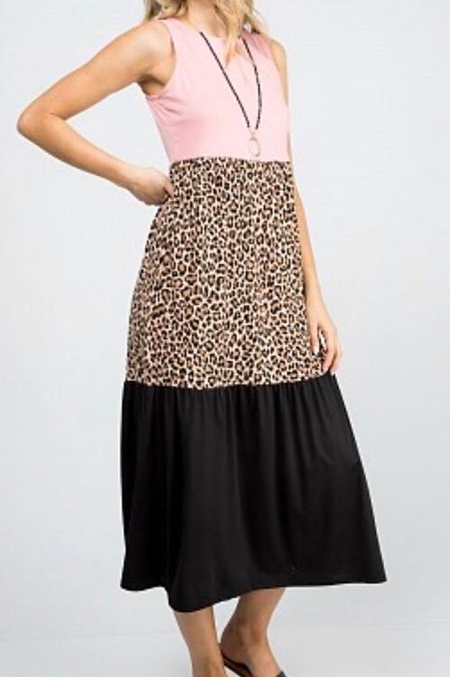 Be That Bold - Maxi Dress