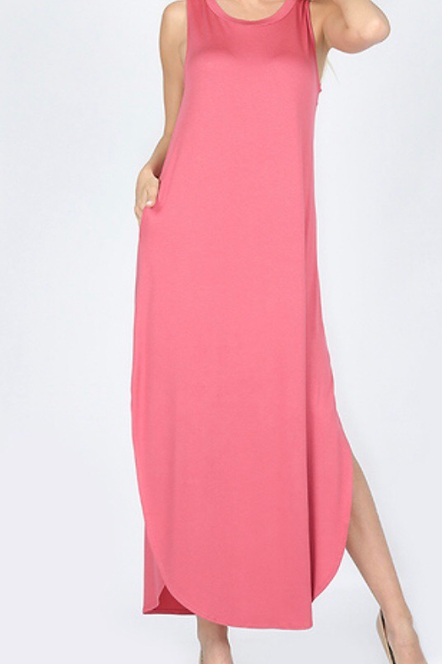 Maxed Out - Maxi Dress