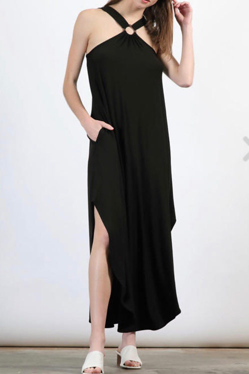 One More Time - Maxi Dress