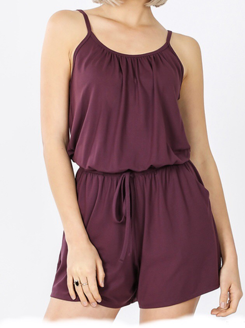 Casually Cool - Romper