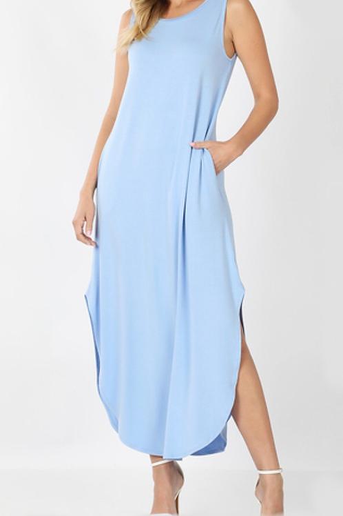 As Long As It Takes - Plus Size Dress