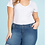 Thumbnail: Hide Your Muffin Top - Plus Size Shorts