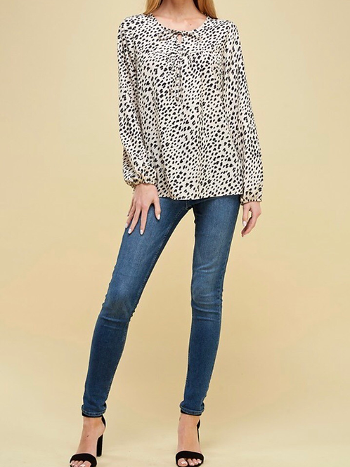 Wild At Heart - Blouse