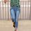 Thumbnail: Take A Walk - Cuffed Ankle Jean