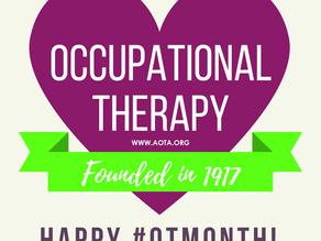 Celebrating OT Month 2020