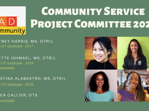2020 COTAD Community Project Raises Over $1300 for Women in Need